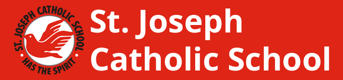St. Joseph Catholic School Banner